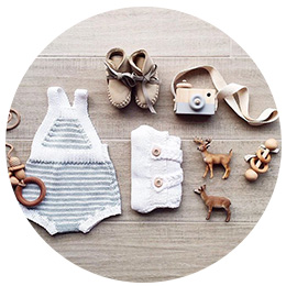 Modern baby on a budget
